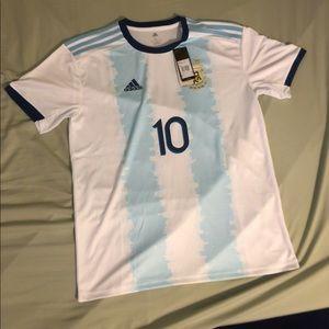 ARGENTINA X ADIDAS LEO MESSI